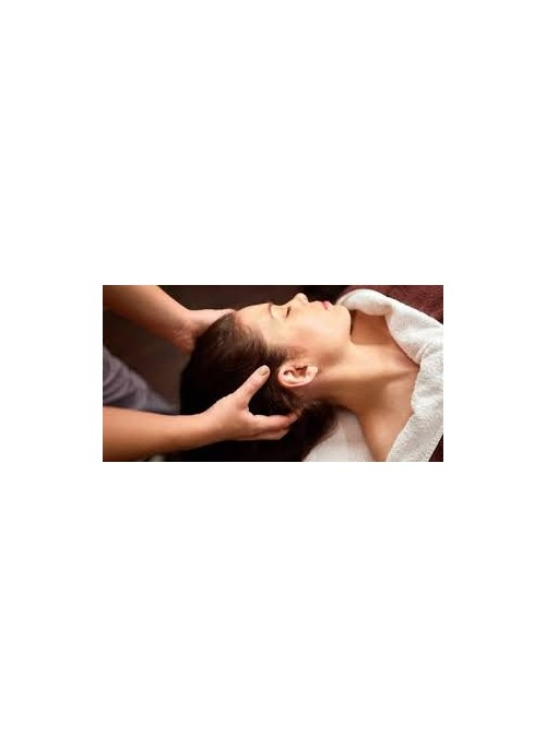 Massage cranien Indien